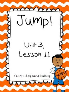 Journeys Third Grade: Jump!