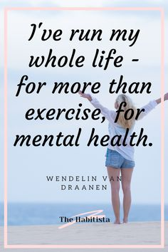 Be inspired by 12 great quotes about exercise and mental health - you will love #6! healthy habits | healthy living | healthy life | life values Exercise And Mental Health, Mental Health Check, Mental Health Benefits, Mental Health Problems, Mental Health Quotes, Healthy Habits, Healthy Life, Healthy Living, Why I Run