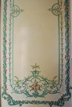 Border panel ornament