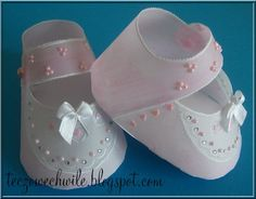 Sweet baby shoes