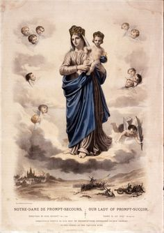 "Our Father in Heaven, through the powerful intercession of Our Lady of Prompt Succor, spare us during this hurricane season and protect us and our homes from all disasters of nature. Our Lady of Prompt Succor, hasten to help us. Amen. ----------------------------------- ~THE ""HURRICANE"" PRAYER"