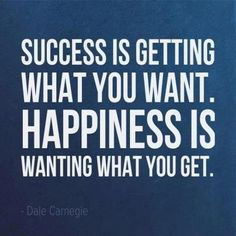 is your success your happiness?