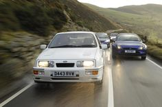 Ford Sierra RS Cosworth buying guide | Autocar Mid Size Car, Ford Sierra, Ford Capri, Ford Escort, Mountain Range, Ford Focus, View Source, Birmingham, Belgium