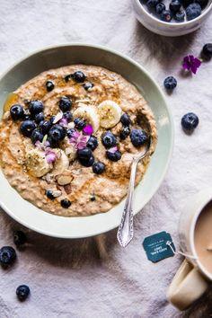 Bloglovin | Earl Grey Blubbery Oatmeal