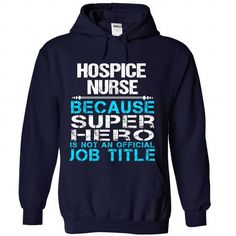 Hospice Nurse - #photo gift #gift amor. PRICE CUT => https://www.sunfrog.com/Funny/Hospice-Nurse-7890-NavyBlue-Hoodie.html?68278