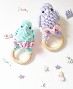 Best 12 This is a PDF-file to make these owls, not the owl itself. This is a perfect item to Crochet Teddy Bear Pattern, Crochet Baby Toys, Newborn Crochet, Crochet Bunny, Cute Crochet, Crochet For Kids, Crochet Animals, Baby Knitting, Amigurumi Doll