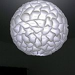 Cupcake liner light fitting by stormdesign