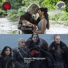 Winter is here Game Of Thrones Theories, Game Of Thrones Poster, Got Game Of Thrones, Game Of Thrones Quotes, Game Of Thrones Funny, Familia Targaryen, Game Of Thrones Direwolves, Rhaegar And Lyanna, Jon Schnee