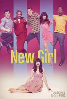 Ver New Girl online