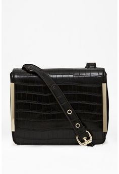 In Stores Now: French Connection, Camila Crossbody Bag, $138