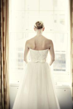 Photography: Felix Studios - sashafelix.com  Read More: http://www.stylemepretty.com/new-york-weddings/2014/01/24/classic-wedding-at-the-yale-club-of-new-york-city/