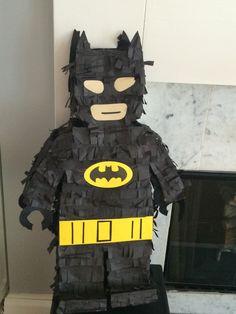 Lego Batman Pinata, by Annart