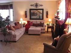 Hey! I hope you all had a fabulous weekend! I want to share with you all today my front living room tweaked after Christmas. There are two p...
