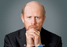Ron Howard. While there might not be much left, he's one of the most successful redheads in the film industry.
