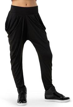 #Dancewear Solutions - #Gia Mia Gia Mia Draped Leggings - AdoreWe.com