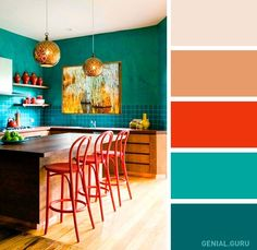 Eclectic Home Moroccan Kitchen Design, Pictures, Remodel, Decor and Ideas Decor, Kitchen Design Color, House Design, Interior, Home, Kitchen Colors, Eclectic Kitchen, Kitchen Remodel, Moroccan Kitchen
