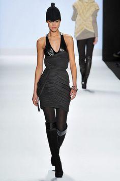 Irina Shabayeva (modeled by Kalyn Hemphill), New York Fashion Week Fall 2009
