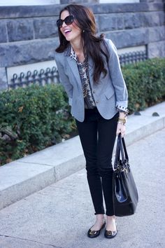 fall work outfit ideas pink peonies square