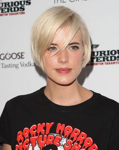 Samaire Armstrong Haircut images