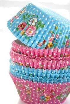 adorable cupcake liners