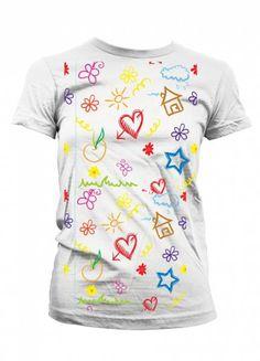 camisetas criativas femininas - Pesquisa Google