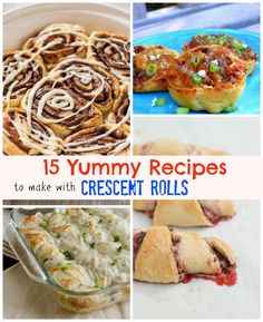 If you love the versatility of refrigerator crescent rolls, here are 15 Must-Make Recipes using this iconic kitchen ingredient.