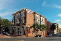"""Historic Gaslamp Quarter - """"....the Experience San Diego team has decided to explore the Gaslamp Quarter...."""" Read more http://www.experiencesd.com/blog/2014/1/26/a-walk-through-the-historic-gaslamp-the-39-steps San Diego blog"""