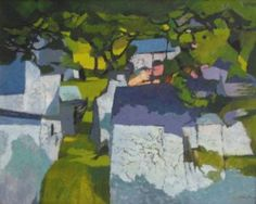 ~ Dyfed Landscape ~ John Elwyn ~ native of Cardiganshire ~