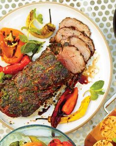 Grilled Whole Beef Tenderloin / Martha Stewart