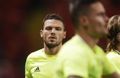Marcus Berg of Sweden during the FIFA World Cup Qualifier between Sweden and Netherlands at Friends arena on September 6, 2016 in Solna, Sweden.