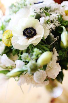 #anemone  Photography: Jenna Walker Photographers - jennawalkerphotography.com Wedding Planning: Muse Events - museevents.com Wedding Coordination: I Do Wedding Services - IDoWeddingServices.com Floral Design: Bella Fiori Events - bellafiori-events.com