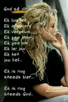 Prayer Verses, Bible Prayers, Prayer Quotes, Bible Verses Quotes, Encouragement Quotes, Lekker Dag, Christian Poems, Mother Daughter Quotes, Afrikaanse Quotes