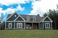 Plan 92366MX: Craftsman 1765 sq ft. Love inside and out!!!