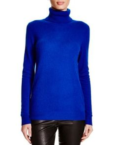 C by Bloomingdale's Turtleneck Cashmere Sweater | Bloomingdale's