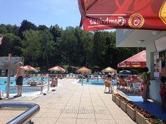 June 2014, Dudince, Slovensko - EcoHotel & EcoCamping LEO, Dudince