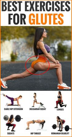 Butt Workout, Gym Workouts, At Home Workouts, Extreme Workouts, Workout Diet, Exercise Fitness, Health Fitness, Exercise Ball, Insanity Fitness