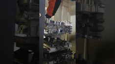cylinder head CNC machining fixtures VID 20201231 080317 Cylinder Head, Cnc Machine, Desktop Cnc