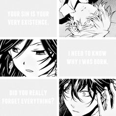Pandora Hearts Quotes- Oz Vessalious Oz the B-rabbit Alice Baskerville Gilbert Nightray