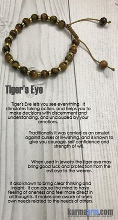 bracelet yoga mala meditation meaning – mens womens chakra stacks. Tiger Eye.