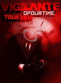 Vigilante Opourtime Tour 2014 - ..::The-E-Blog::..  Neben den Gig´s mit Die Krupps ist Vigilante auch auf seiner VIGILANTE OPOURTIME TOUR 2014 unterwegs. Er Ivan sucht hierfür noch etwas Support ums richtig Knallen lassen zu können. Den soll er natürlich Bekommen.