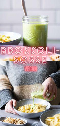 Du hast auch keinen Bock mehr auf Nudeln mit Tomatensoße als veganes Essen? Dann probier doch mal Vollkornnudeln mit Brokkolisoße. Das ist eine tolle vegane und schnelle Alternative.