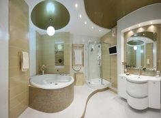 Выбираем освещение ванной комнаты