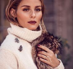 The Olivia Palermo Lookbook : Olivia Palermo BaubleBar Collaboration