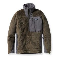"Patagonia R3 Fleece in ""Alpha Green."" Love this thing. $179"
