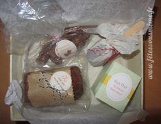 Box Gourmande à offrir à Noël - Fêtes vous même