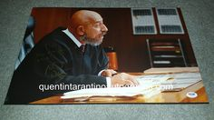 My Quentin Tarantino Autograph Collection: Sid Haig of Jackie Brown! Autographs! Photos!