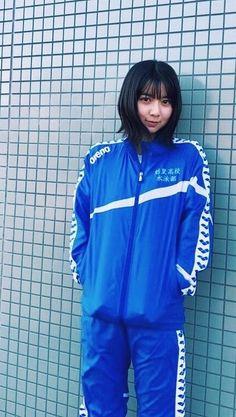 上白石萌歌 Rain Jacket, Windbreaker, Raincoat