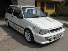 Toyota starlet turbo 86 EP71