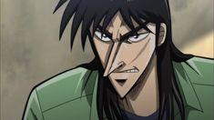 Kaiji Anime, Kaiji Itou, Awesome, Fictional Characters, Fantasy Characters