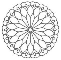 Take a look at my free printable mandala collection. Mandalas are excellent patterns for any kind of crafts. Do not forget mandala coloring pages. Mandala Art, Mandala Design, Love Mandala, Simple Mandala, Mandala Pattern, Mandala Painting, Mandala Coloring Pages, Colouring Pages, Adult Coloring Pages